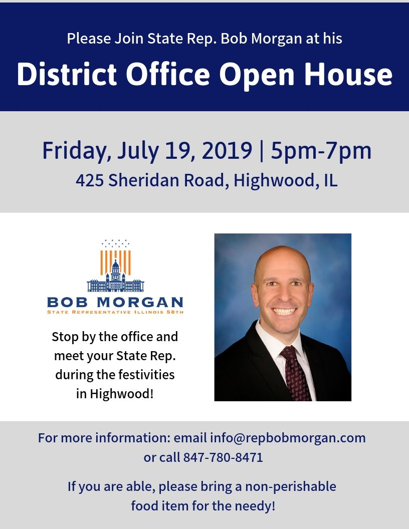 Highwood Days Open House