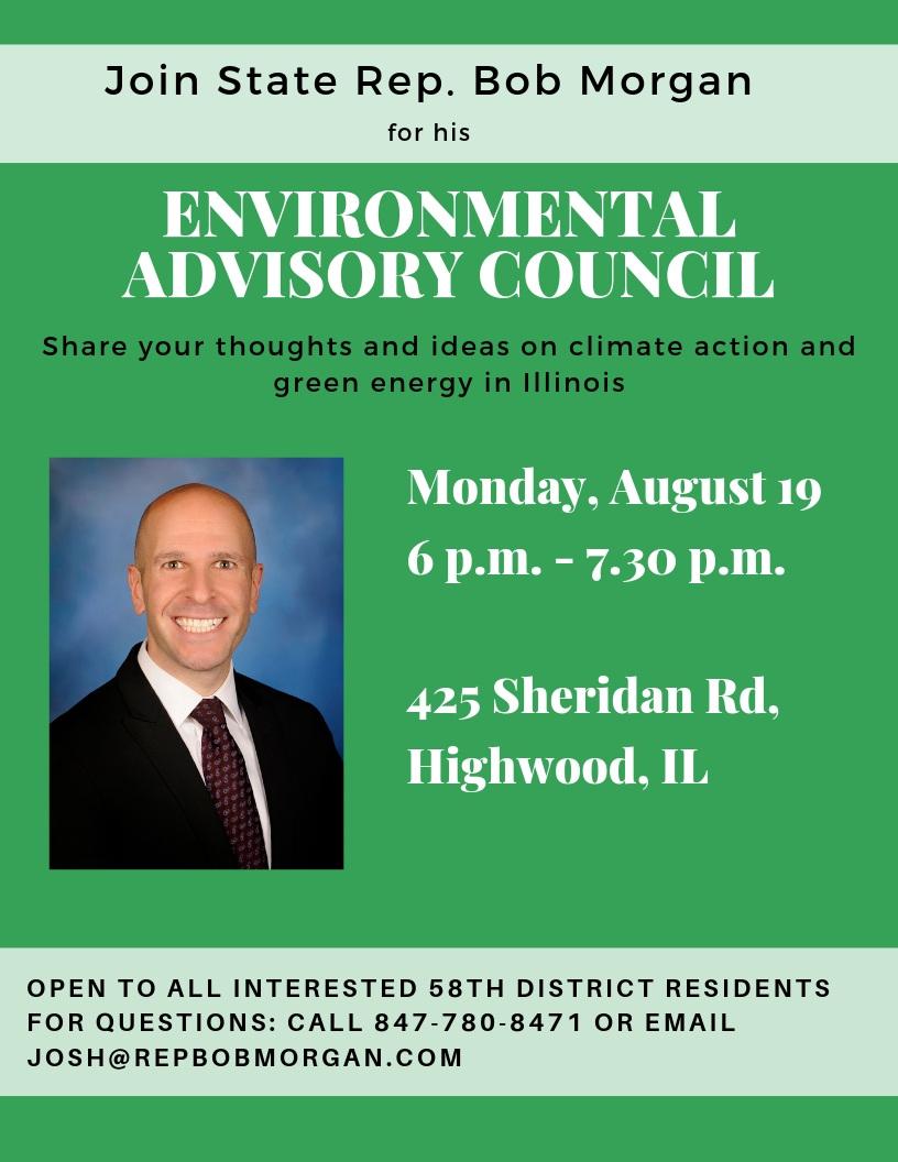 Environmental council Flyer